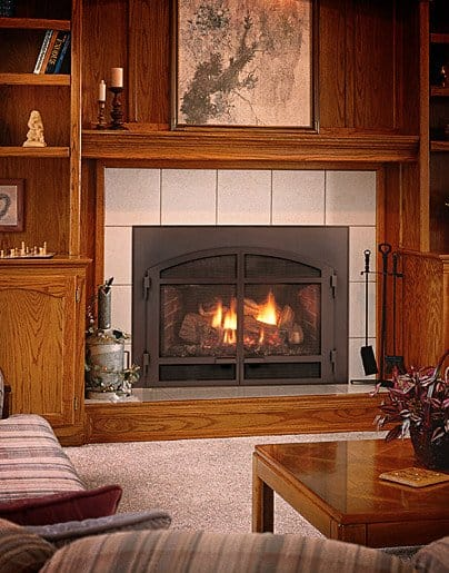 gas-fireplace-insert-room